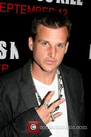 Rob Dyrdek New York Premiere of 'Righteous Kill' at The Ziegfeld Theatre - Arrivals New York City, USA - 10.09.08