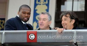 50 Cent and Robert De Niro