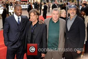 50 Cent, Al Pacino and Robert De Niro