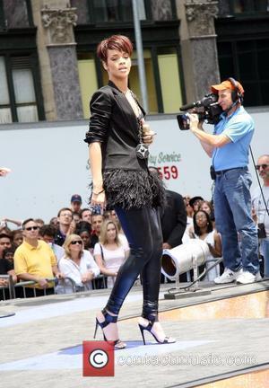 Rihanna and Cbs