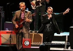 Colin Hay and Ringo Starr