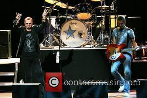 Ringo Starr and Billy Squier