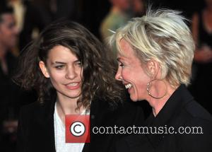 Trudie Styler and Coco Sumner 'Rocknrolla' World Premiere held at the Odeon West End - Arrivals London, England - 01.09.08