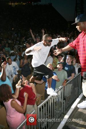 Method Man 2008 Rock the Bells at Jones Beach Theatre Wantagh, New York - 03.08.08