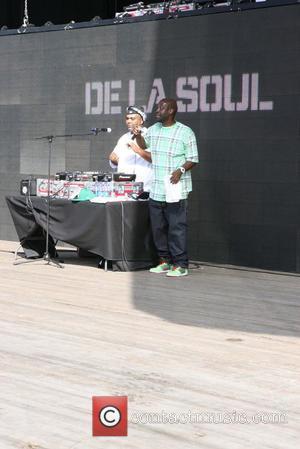 De La Soul 2008 Rock the Bells at Jones Beach Theatre Wantagh, New York - 03.08.08