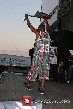 Mos Def 2008 Rock the Bells at Jones Beach Theatre Wantagh, New York - 03.08.08