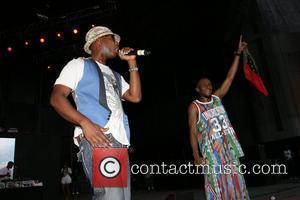 Talib Kweli and Mos Def
