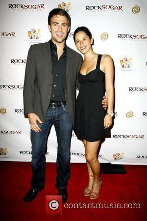 Jonathan Bennett and Guest Rocksugar Restaurant opening in Century City Los Angeles, California - 18.06.08