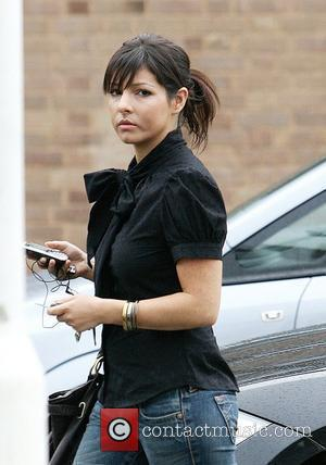 Roxanne Pallett who plays Jo Stiles in the ITV1 soap Emmerdale leaving the Yorkshire Television studios Leeds, England - 12.09.08