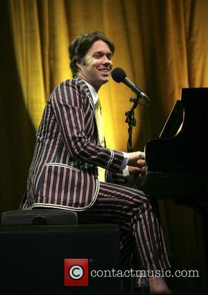 Rufus Wainwright performing at Kenwood House. London, England - 05.07.08