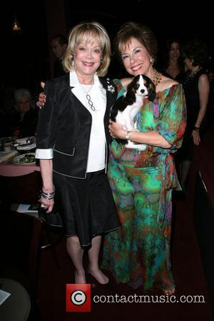 Candy Spelling and Kate Edelman Johnson