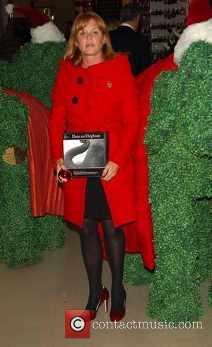 Sarah Ferguson, Duchess of York The launch of Selfridges' 'Green' Christmas Shop London, England - 07.08.08