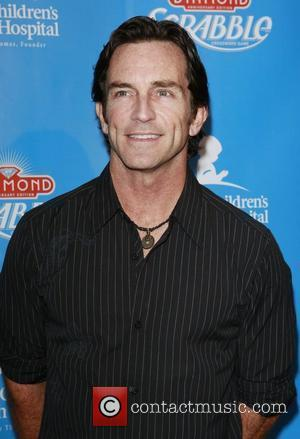 Jeff Probst Scrabble Under The Stars to benefit St Jude Research Hospital Goldstein Estate in Beverly Hills Los Angeles, California...