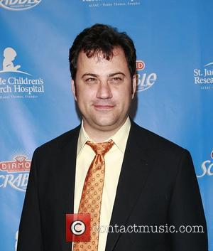 Jimmy Kimmel Scrabble Under The Stars to benefit St Jude Research Hospital Goldstein Estate in Beverly Hills Los Angeles, California...