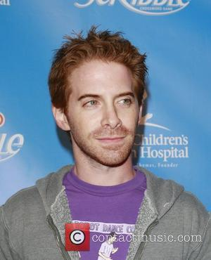 Seth Green Scrabble Under The Stars to benefit St Jude Research Hospital Goldstein Estate in Beverly Hills Los Angeles, California...