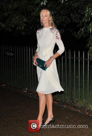 Joely Richardson The Serpentine Gallery summer party - arrivals London, England - 9.09.08