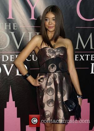 Sarah Hyland 'Sex and the City: The Movie' DVD Launch at The New York Public Library - Arrivals New York...