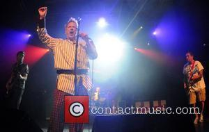 John Lydon Honoured With Icon Award In London