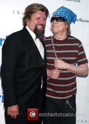 Oskar Eustis and Jim Rado