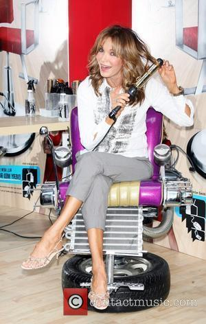 Jaclyn Smith 'Shear Genius' Season 2 Launch in Times Square New York City, USA - 24.06.08