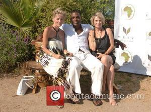 Sharon Stone, Casino Royale and Cuttino Mobley