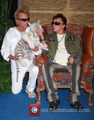 Siegfried Fischbacher and Roy Horn