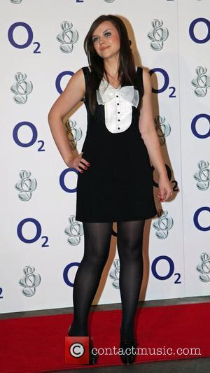 Amy Macdonald O� Silver Clef Lunch held at the London Hilton London, England - 04.07.08