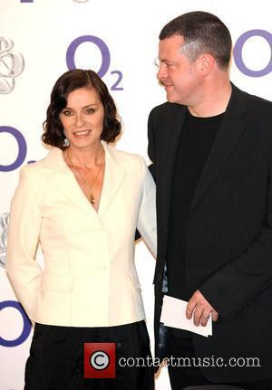 Lisa Stansfield and Guest O� Silver Clef Lunch held at the London Hilton London, England - 04.07.08