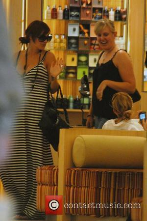 Ashlee Simpson and Nicole Richie