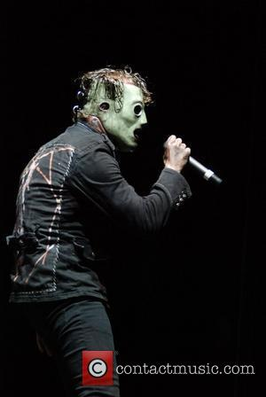 Slipknot Star: 'We're Not To Blame For Sword Slaying'