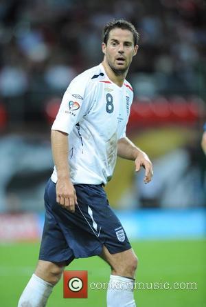Jamie Redknapp  Soccer Aid charity football match held at Wembley Stadium London, England - 07.09.08
