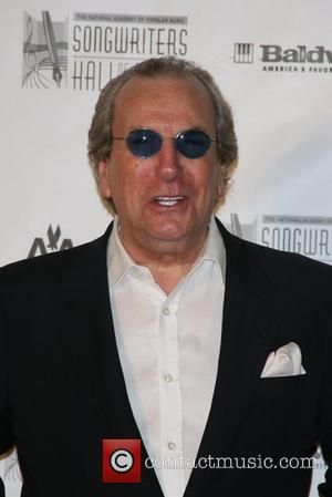 Danny Aiello 39th Annual Songwriters Hall of Fame Ceremony at the Marriott Marquis Hotel - Arrivals New York City, USA...