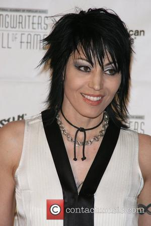 Joan Jett 39th Annual Songwriters Hall of Fame Ceremony at the Marriott Marquis Hotel - Arrivals New York City, USA...