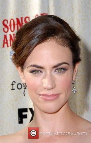 Maggie Siff FX premiere screening of 'Son of Arnachy' held at Paramount studios  Los Angeles, California - 24.08.08