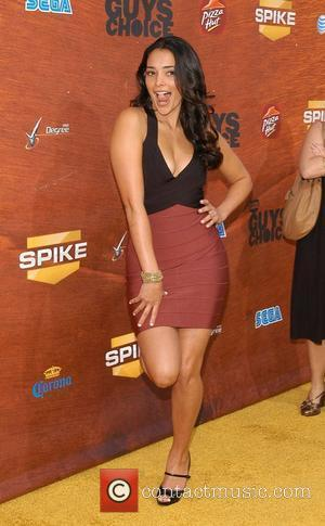 Natalie Martinez Spike TV's 2nd Annual 'Guy's Choice' awards held at Sony Studios Los Angeles, California - 30.05.08