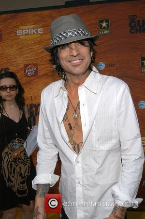 Tommy Lee Spike TV's 2nd Annual 'Guy's Choice' awards held at Sony Studios Los Angeles, California - 30.05.08