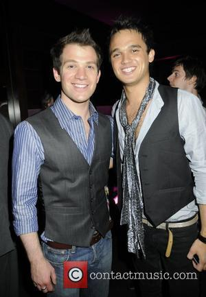 Gareth Gates and Daniel Boys  'A Spoonful of Stiles and Drewe' at Her Majesty's Theatre, celebrating 25 years of...