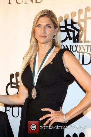 Gabrielle Reece 23rd Annual Great Sports Legends Dinner at the Waldorf Astoria Hotel New York City, USA - 22.09.08