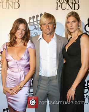 Kelly Bensimon and Laird Hamilton