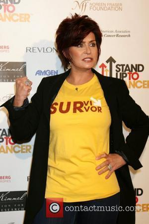 Sharon Osbourne Stand Up 2 Cancer held at the Kodak Theater Los Angeles, California - 05.09.08