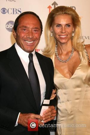 Paul Anka and Anna Yeager Stand Up 2 Cancer held at the Kodak Theater Los Angeles, California - 05.09.08
