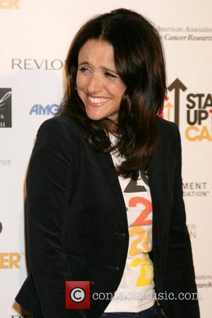Julia Louis-Dreyfus Stand Up 2 Cancer held at the Kodak Theater Los Angeles, California - 05.09.08