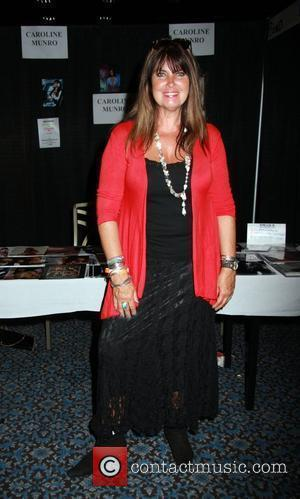 Caroline Munro, Las Vegas, Star Trek and Star Trek Convention
