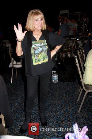 Grace Lee Whitney, Las Vegas, Star Trek and Star Trek Convention