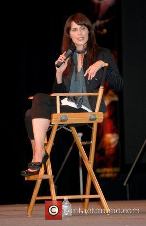 Michelle Forbes, Las Vegas, Star Trek and Star Trek Convention