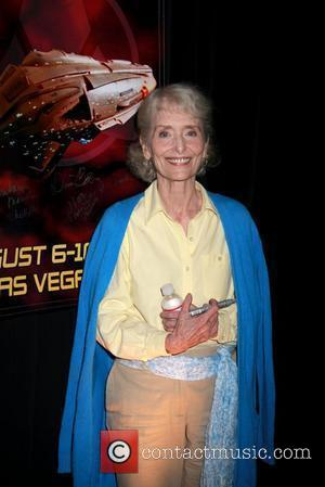 Sandra Smith, Las Vegas, Star Trek and Star Trek Convention
