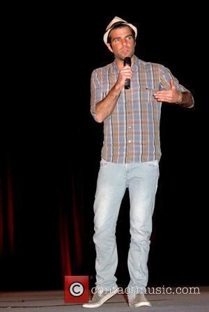 Zachary Quinto, Las Vegas, Star Trek and Star Trek Convention