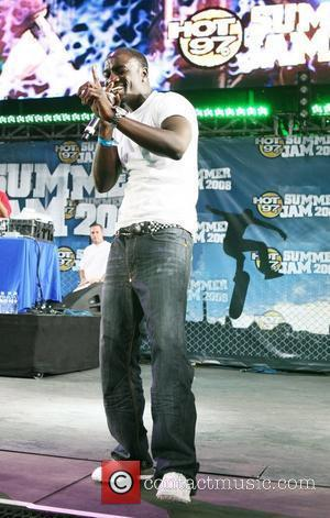 Akon To Turn His Life Story Into A Movie