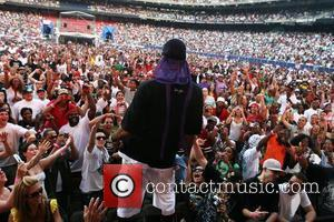 Method Man performs at the annual 'HOT 97 Summer Jam' concert at Giant's Stadium Rutherford, New Jersey - 01.06.08