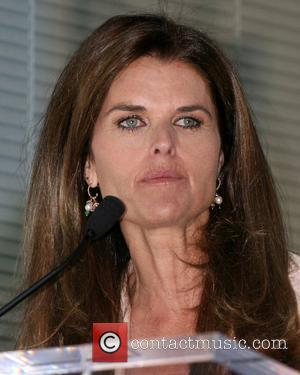 Maria Shriver, Star On The Hollywood Walk Of Fame and Walk Of Fame